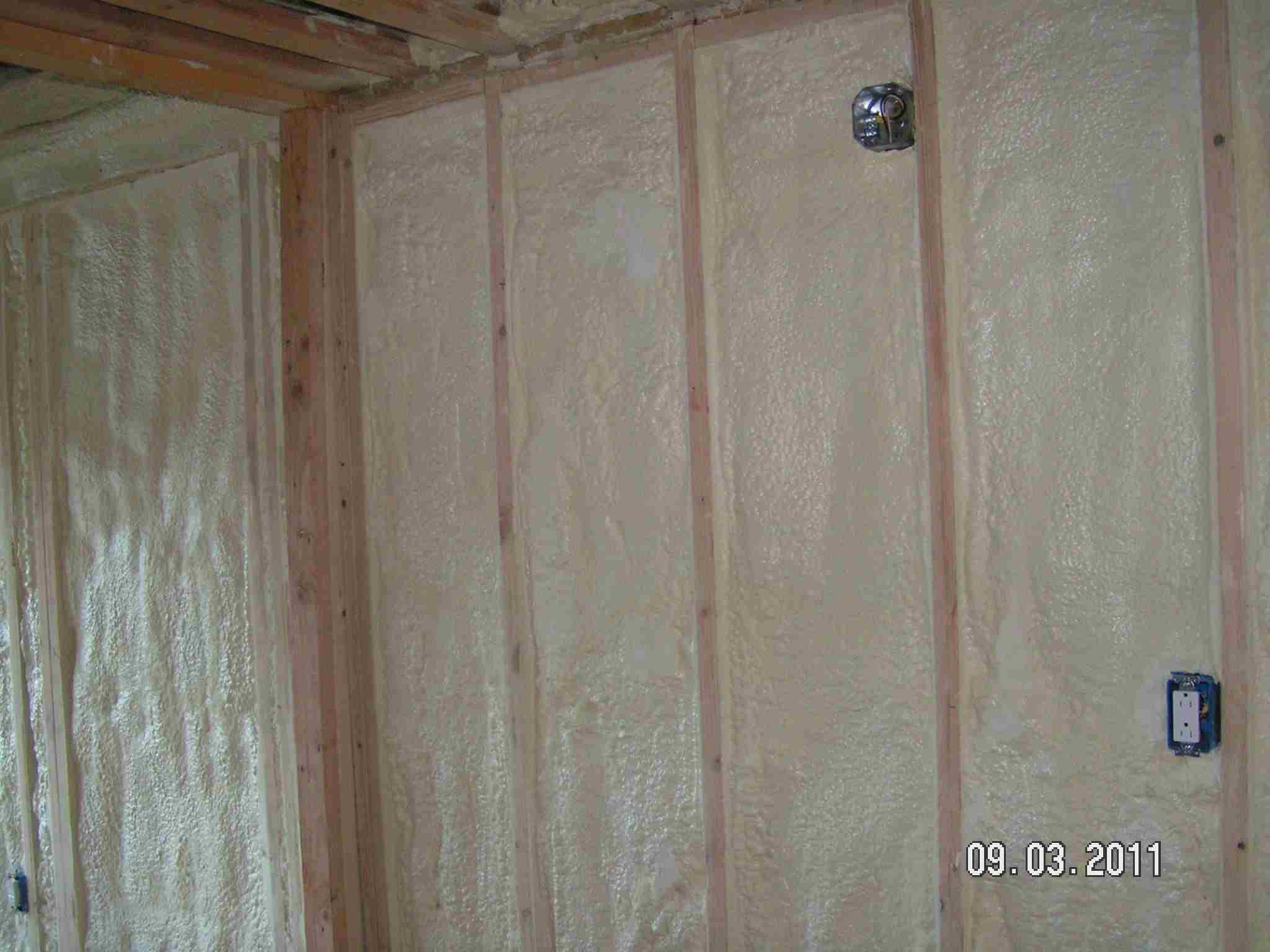 Closed Cell Foam Is The Only Type Of Insulation Clified As An Acceptable Flood Resistant Material By Fema Defined Any